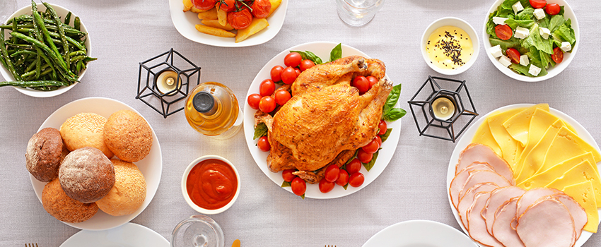 What Foods Should You Stick to This Thanksgiving?