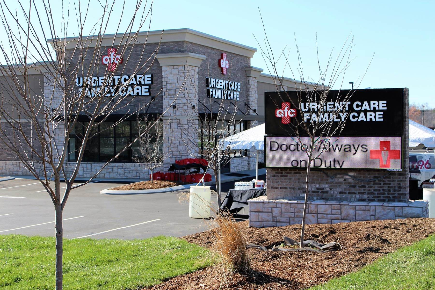 AFC Ooltewah Walk In Clinic